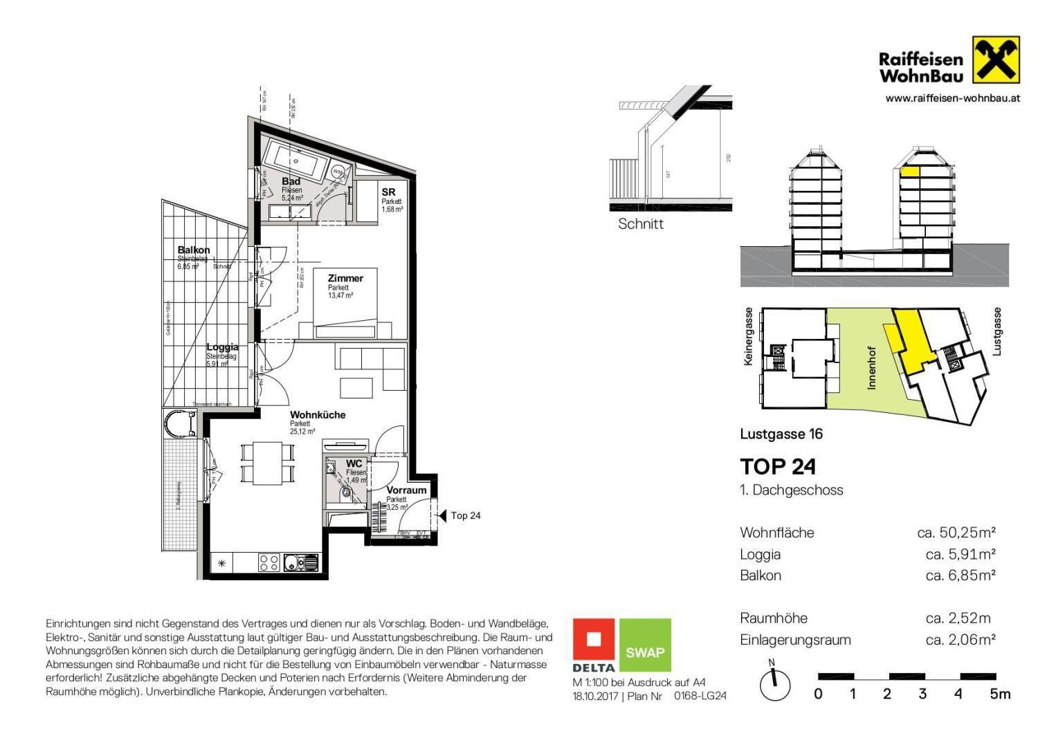 Keinergasse 27 / Building LG / 24 / 1030 Vienna   Quality Living